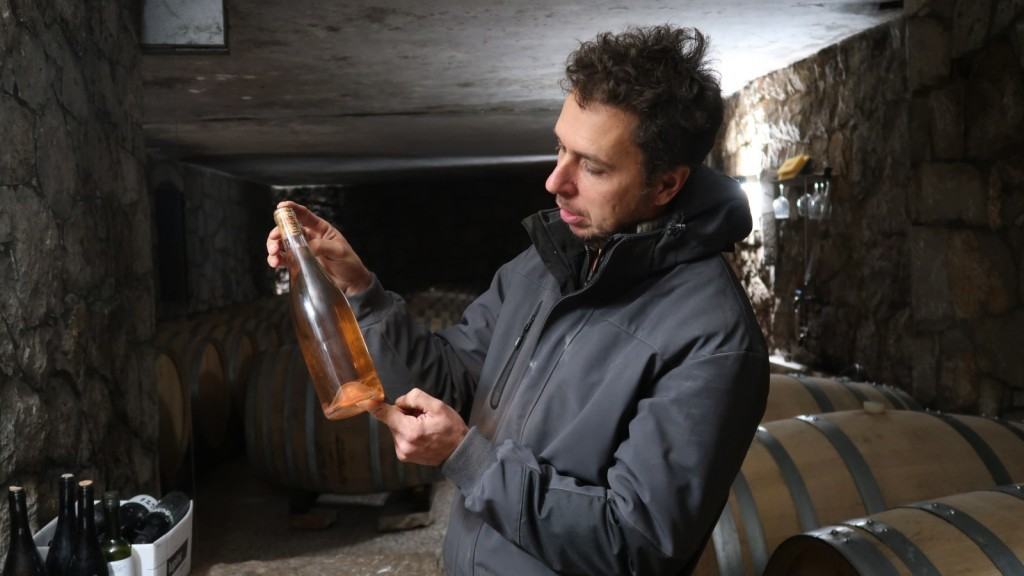 Matej Lupinc z vitovsko amber 2017, ki bo na trgu konec prihodnjega leta