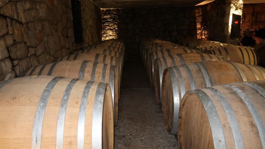 Kraška klet vinarstva Lupinc